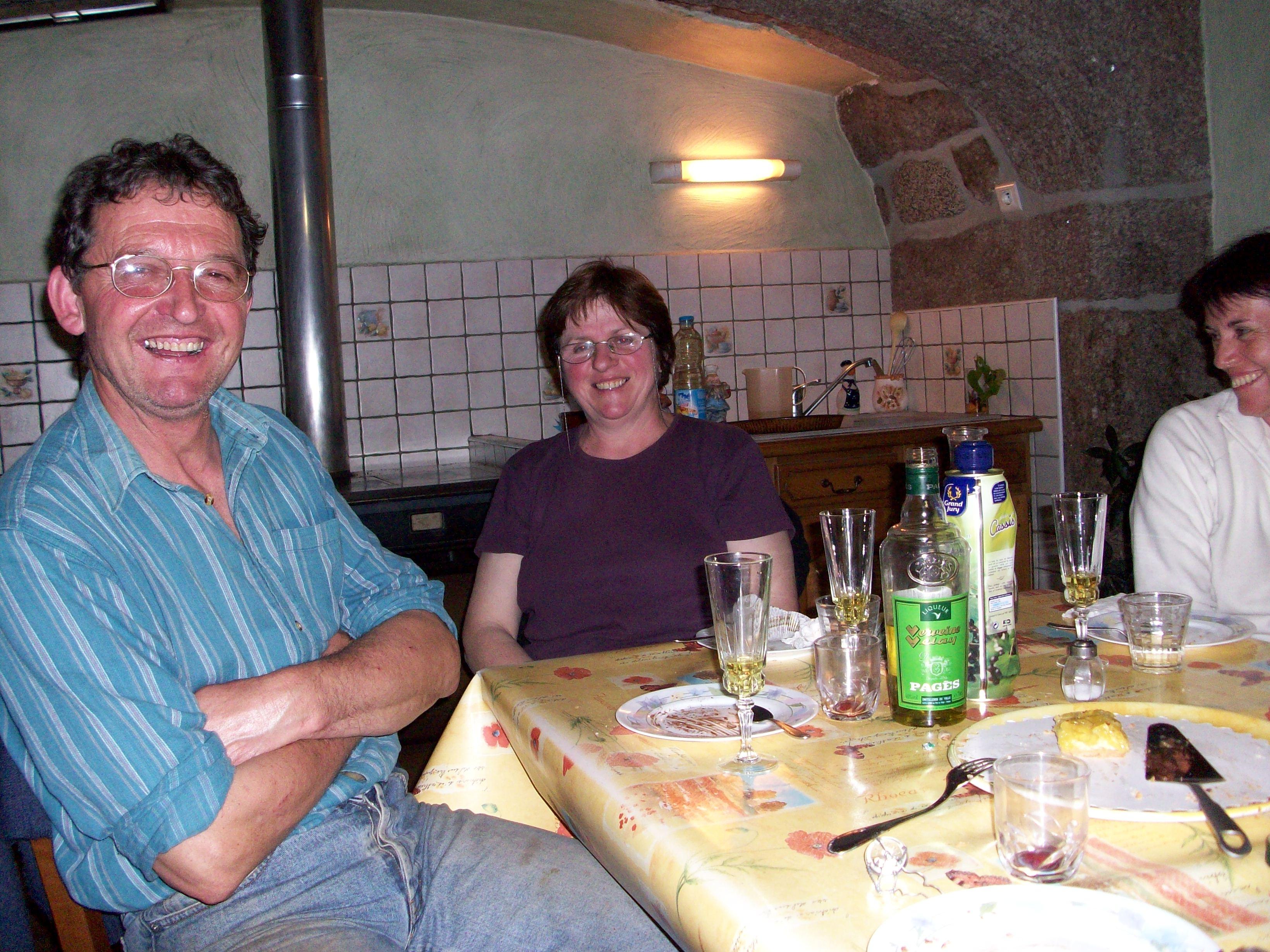 3.St Privat d'Allier –Saugues dans COMPOSTELLE photostjaquescomp0732